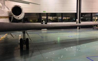 JPJ invente la flyprotec pour Dassault
