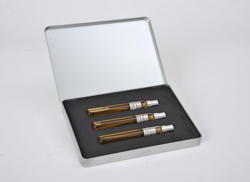 Mousse pour coffret de présentation de parfum