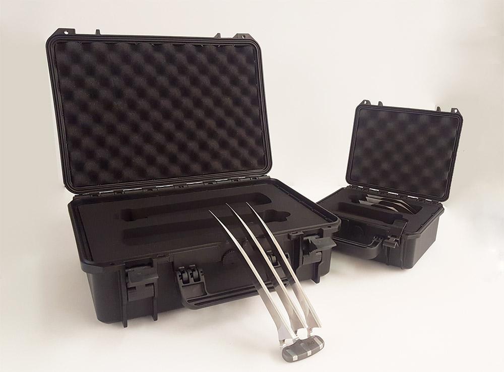 Mousse pour valise protection des griffes de X-men