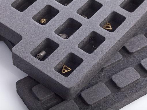 Plateau / coffret de rangement de pièces