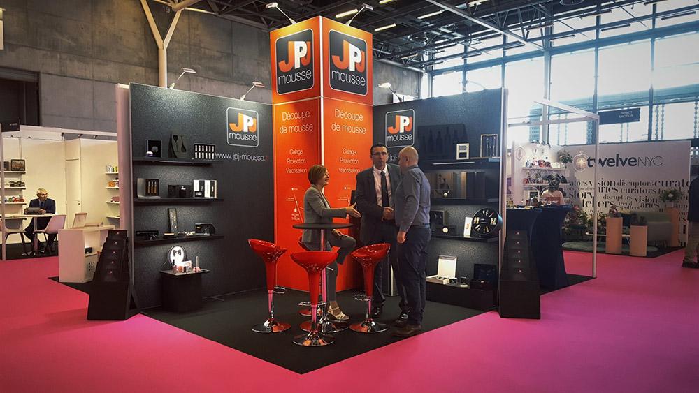 Salon du Luxe Pack and Gift à Paris