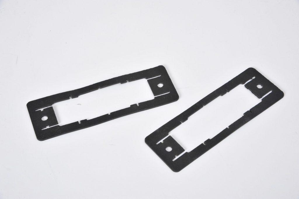 joints en caoutchouc rectangulaire épaisseur 1
