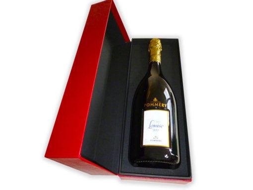 Mousse pour coffret cadeau vin & spiritueux