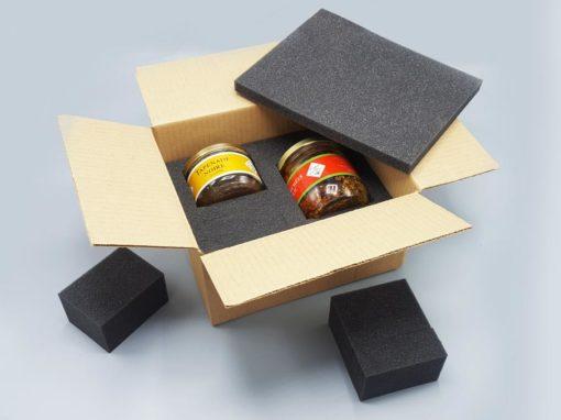 Calage emballage pour le commerce électronique