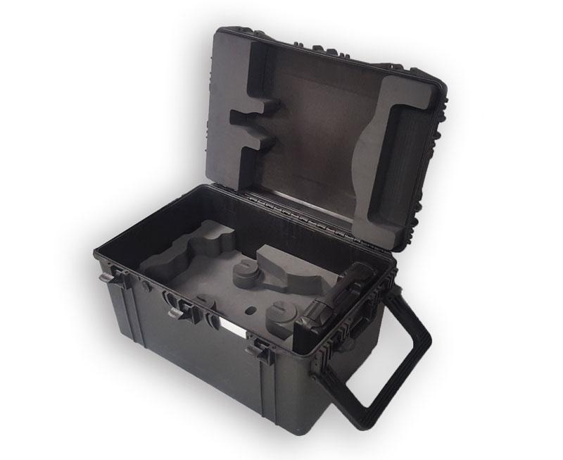Grande valise noire Jumbo Case